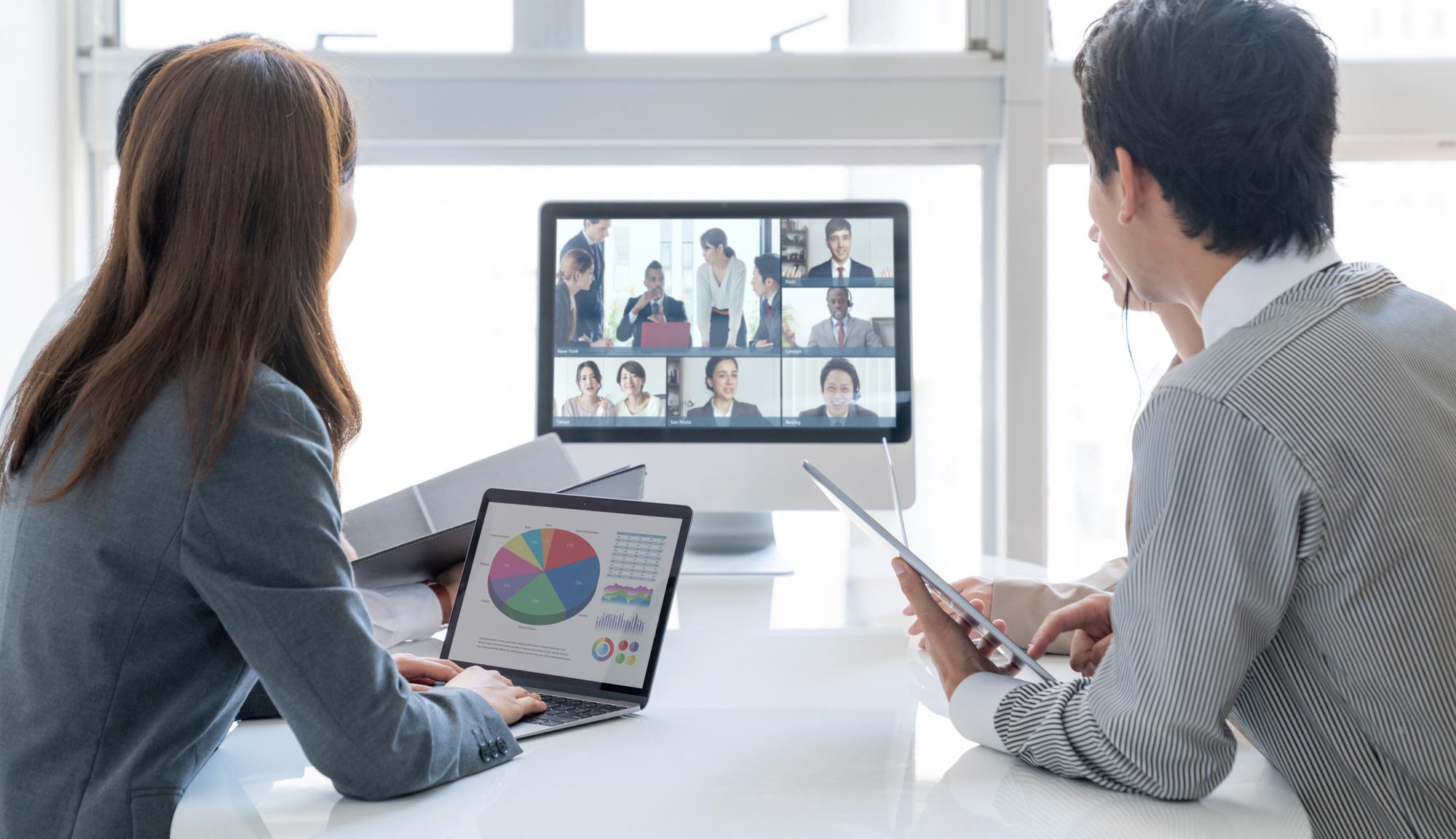 06_テレビ会議はSkypeが良いの?Skypeの便利な機能をチェック