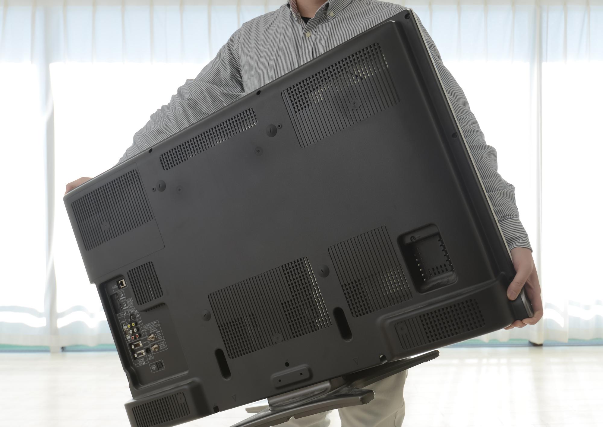 2.テレビ処分でトラブルを回避したい方向け、安全に処分する方法